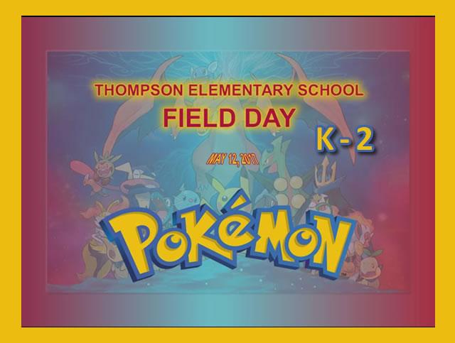 Field Day K-2
