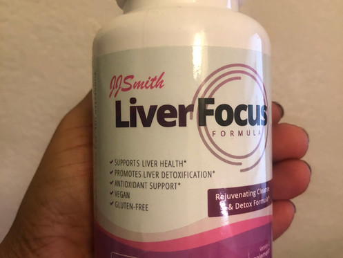 JJ Smith Liver Focus (5 Stars)