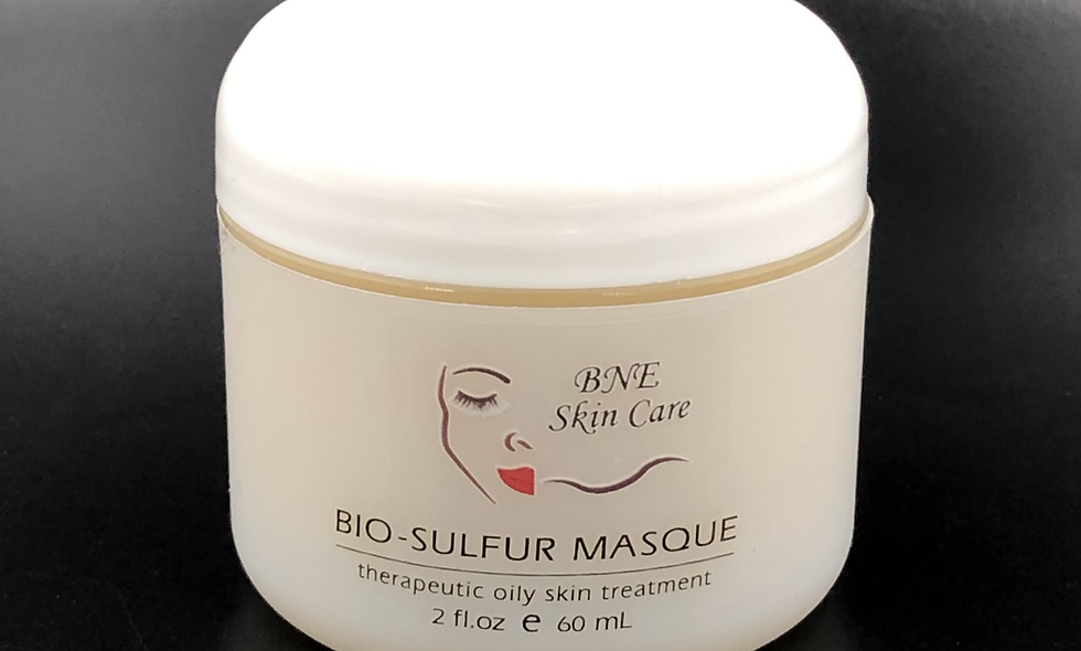 Bio-Sulfur Masque