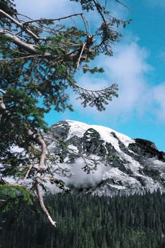 """Mt. Rainier"""