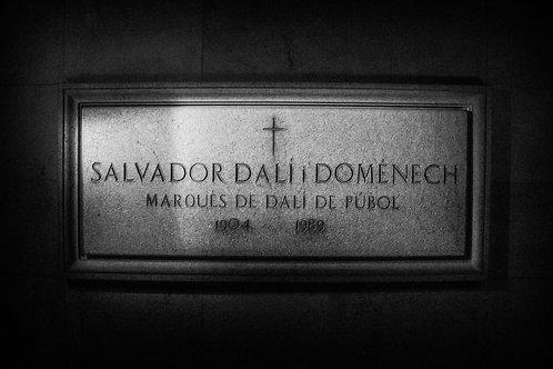 Dali's Grave