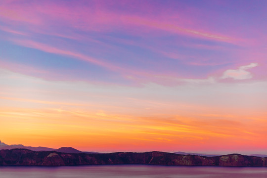 """Sunset Chasing"""