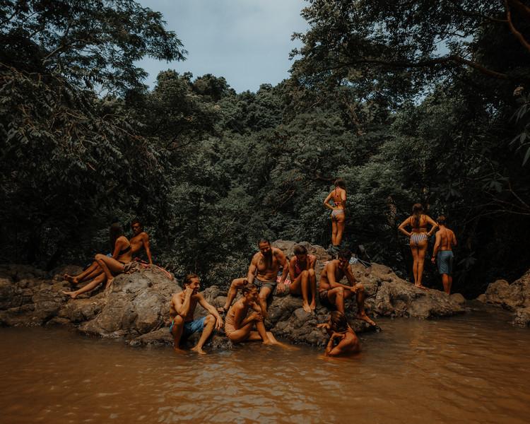 Montezuma Falls, Costa Rica