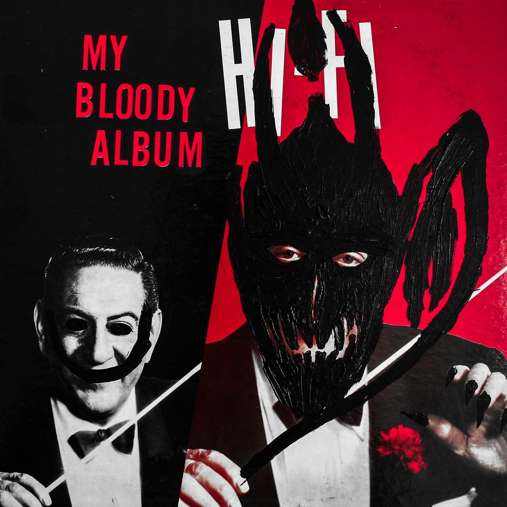 """""""My Bloody Album"""""""