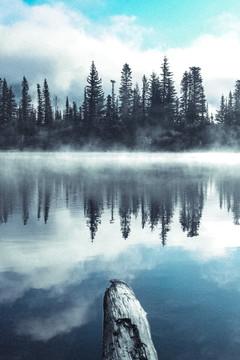 """""""Ghost Lake"""""""
