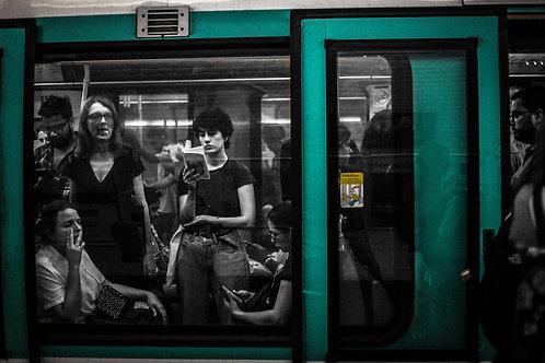 Metro Creatures