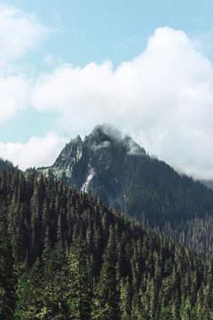 """""""Pinnacle Peak"""""""