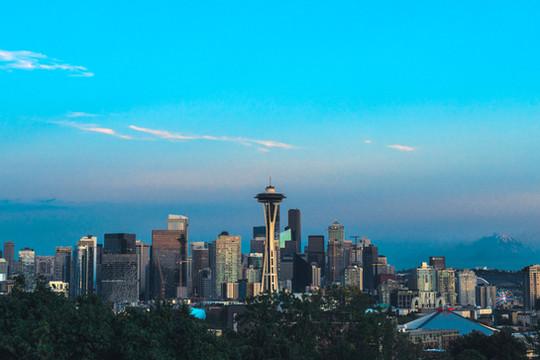 """Seattle Skyline"""