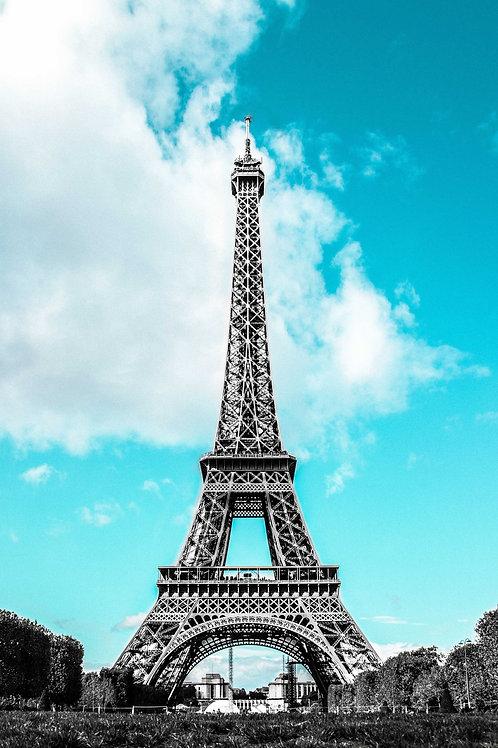 Eiffel Tower - Day