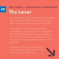 Day 3 - The Tabernacle Prayer (e)