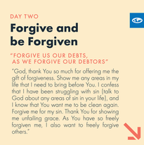 Day 2 - The Lord's Prayer (c )