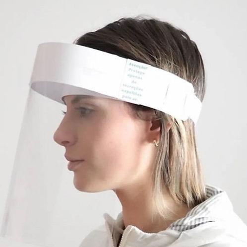 Protetor Facial Bristol Fb-1 Super Transparente Leve