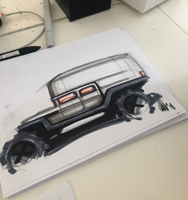 Jeep Gladiator Overlanding