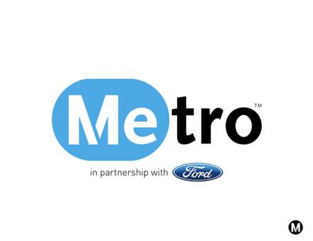 Re-branding of LA's Metro Public Transportation System