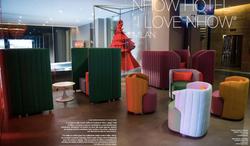 Proyecto interiorismo hotel global design hub Barcelona zonas comunes de diseño 4