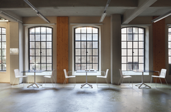 proyecto interiorismo oficina global design hub barcelona 14