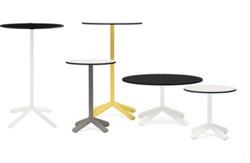 proyecto interiorismo oficina global design hub barcelona 9 mesas altas oficina diseño