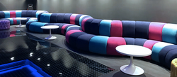 Proyecto interiorismo hotel global design hub Barcelona zonas comunes de diseño 5