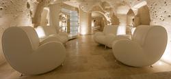 Proyecto interiorismo hotel global design hub Barcelona zonas comunes de diseño 6