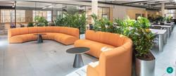 proyecto interiorismo oficina global design hub barcelona 15