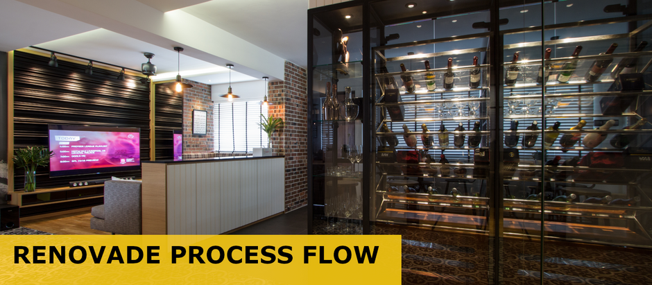 Renovade Process Flow