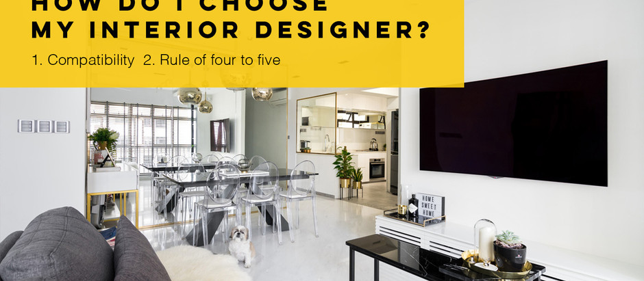 How Do I Choose My Interior Designer?