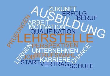 2019-11-28 Wortwolke Lehrstellen DE_edit