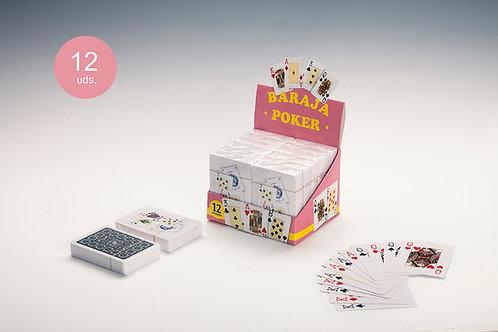 Baraja Poker Celofán (1 Baraja)