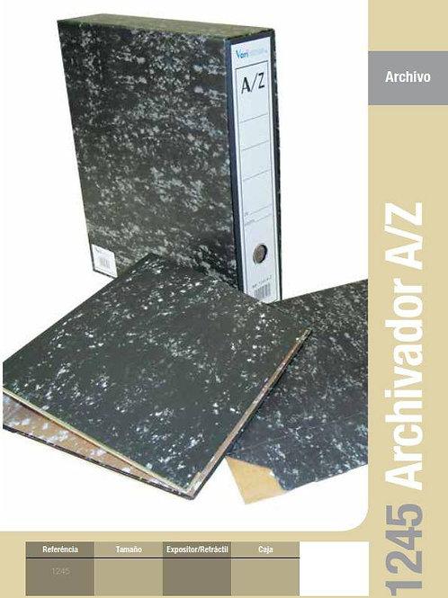 Archivador Clásico A/Z Tamaño Folio Con Palanca