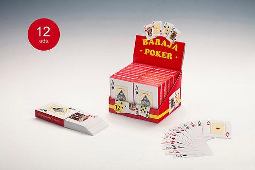 Baraja Poker (1 Baraja)