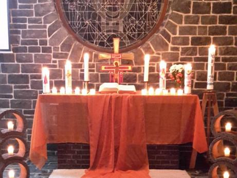 Taizé-Gottesdienst am Buß- und Bettag