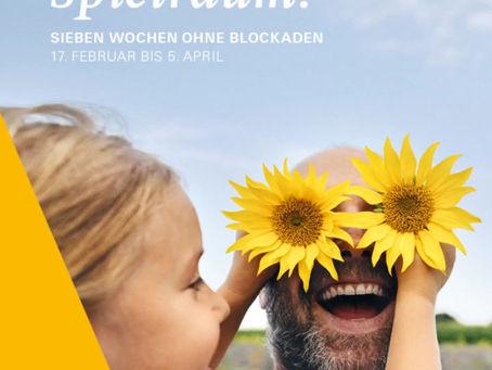 #7WochenOhne Blockaden - Draußen