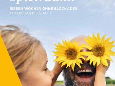 #7WochenOhne Blockaden - Schöpfung