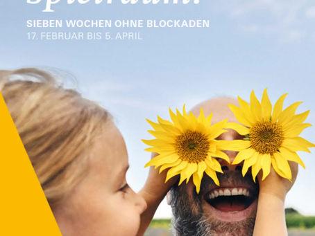 #7WochenOhne Blockaden - Engel
