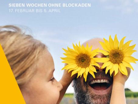 #7WochenOhne Blockaden - Erfahrung