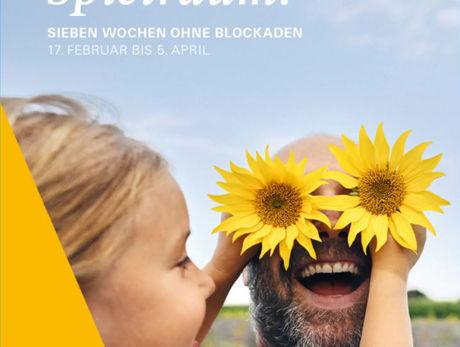 #7WochenOhne Blockaden - Im Herzen reich