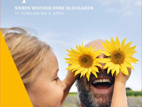 #7WochenOhne Blockaden - Ernst des Lebens