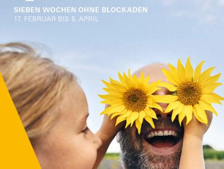 #7WochenOhne Blockaden - Heiliges Spiel