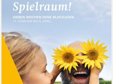 #7WochenOhne Blockaden - Frei