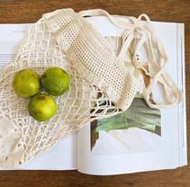lia JOY, slow fashion, handmade bags, organic
