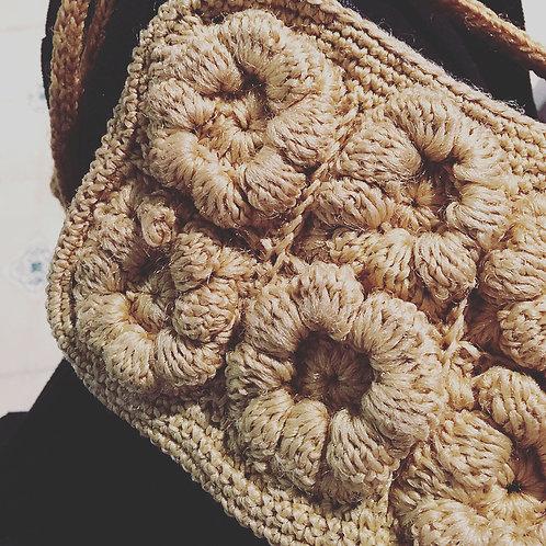 FLOWER purse.