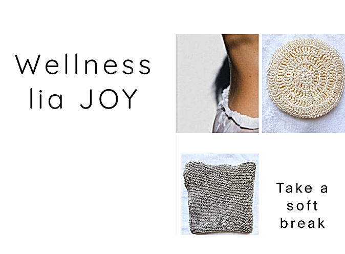 Lia JOY, wellness