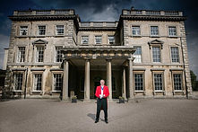 Geoffrey Harris, Toastmaster at Prestwold Hall