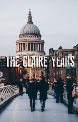 Cover - The Claire Years