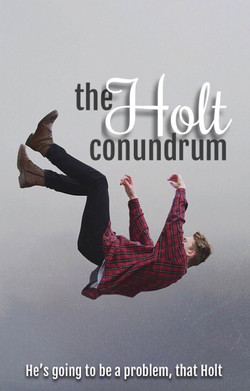 Cover - The Holt Conundrum