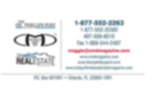 Business Cards CMD -Post. Contact jpg.jp
