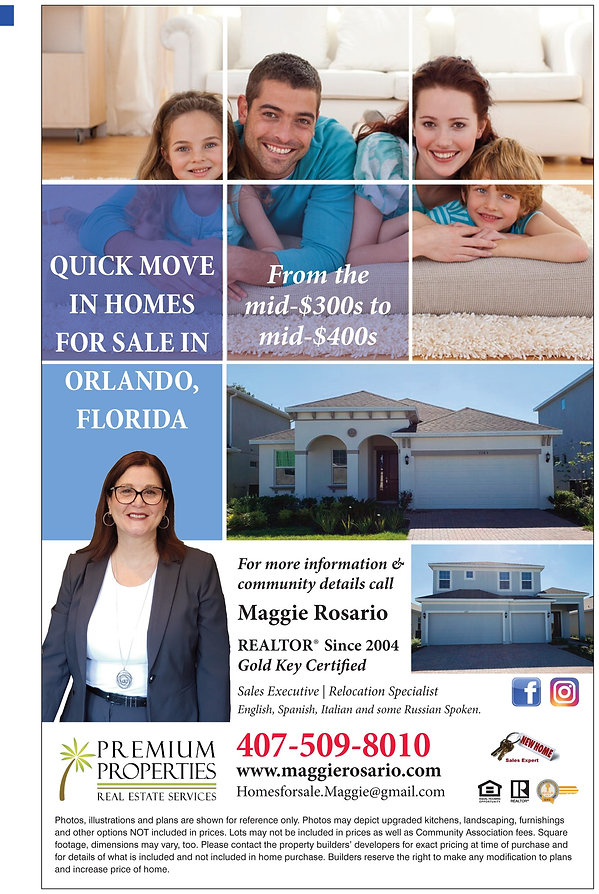 HOMES FOR SALE ORLANDO, FL