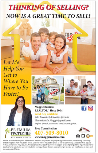 SELL YOUR HOME IN DR. PHILLIPS