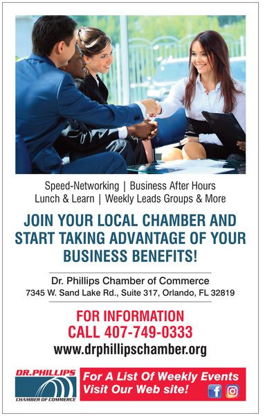 Dr. Phillips Chamber of Commerce