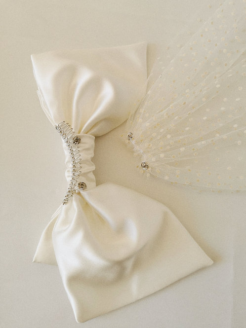 The Milly And Polkadot Veil